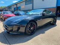 2014 Jaguar F-Type 5.0 Supercharged V8 R 2dr Auto COUPE Petrol Automatic