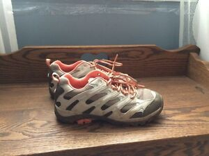 Windriver hiking shoes!