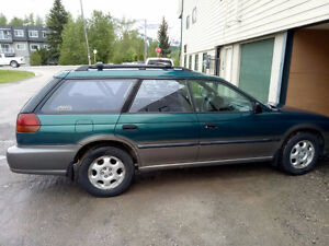 1996 Subaru Legacy Outback Hatchback