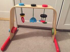 IKEA baby gym LEKA