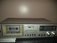 Realistic Stereo cassette deck