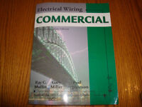 Electrical Wiring Commercial, with prints, Electrician Textbook
