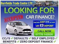 FORD FOCUS 1.6 ZETEC * £25 Per Week..£O Deposit * 2009 Petrol Manual in Blue