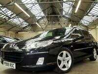2005 Peugeot 407 SW 2.0 HDi Executive Estate 5dr Diesel Automatic (182 g/km, 136
