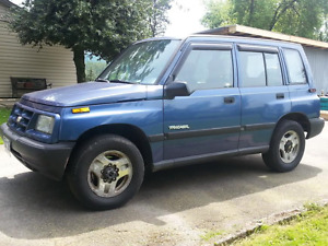 1998 Chevrolet Tracker Other