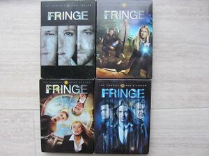 Fringe Saisons / Seasons 1,2,3,4