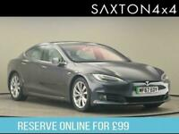 2017 Tesla Model S 90D Auto 4WD 5dr Saloon Electric Automatic