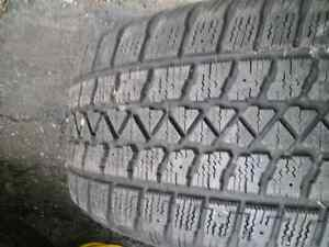 2- 225/50r17 Arctic claw snow tires.