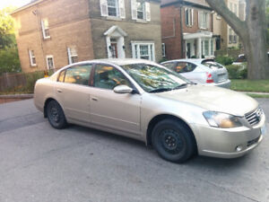 Nissan Altima 2005, no issues