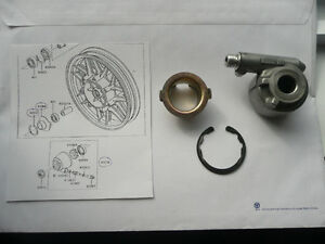 GEAR SPEEDO ASSY