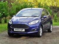 Ford Fiesta 1.2 Zetec 5dr PETROL MANUAL 2014/64