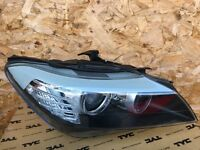 BMW Z4 E89 XENON HEAD LIGHT COMPLETE DRIVERS SIDE