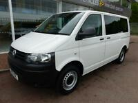 Volkswagen Transporter Tdi 115ps T30 Bluemotion Technology 9 Seater mileage