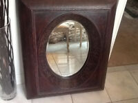 One of a kind mirror