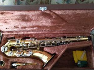 Tenor Yamaha Saxophone