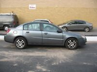Saturn Ion Sedan 4dr Sdn Ion 3 Uplevel Aut 2005