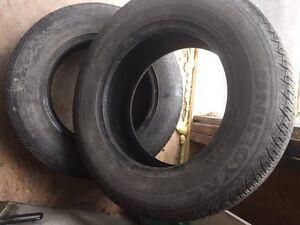 2 All Season Tires