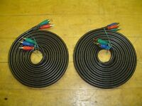 15ft Component Cables
