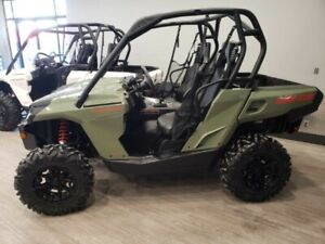 2019 Can-Am Commander 800R DPS $12,999.00