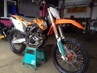 Ktm 450sxf (sale or swap)