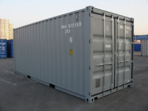 NEW One-Trip 20' Shipping Containers/Seacans for SALE!!