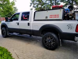 Welding Rig Truck Complete