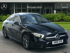 image for 2019 Mercedes-Benz A Class A180d AMG Line Executive 4dr Auto Saloon Diesel Autom
