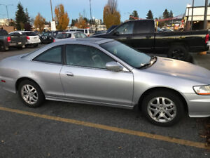 2002 Honda Accord Coupe (2 door)