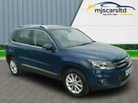 2012 Volkswagen Tiguan SE TDI BLUEMOTION TECHNOLOGY 4MOTION