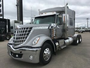 2015 International LoneStar 6x4, Used Sleeper Tractor
