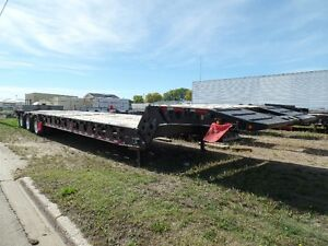2011 GERRY'S SCISSOR NECK LOWBOY 10'X26'  AT www.knullent.com