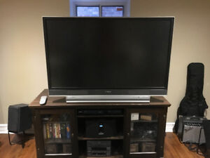 50 Inch Hitachi LCD Rear Projection television. $75.00