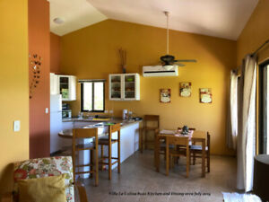 BEAUTIFUL 2 BEDROOM COSTA RICAN CONDO FOR RENT CLOSE TO BEACH!!!