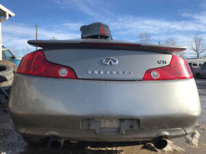 2005 INFINITI G35 for parts