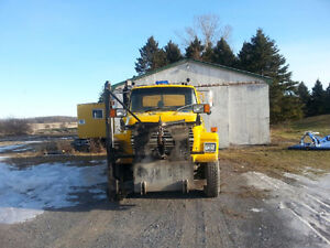 Township of Frontenac Islands decommissioned Tandem Plow Unit