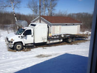 06 Gmc tow and haul