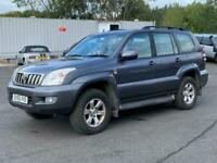 2005 Toyota LAND CRUISER 3.0 D-4D LC5 5dr Auto SUV Diesel Automatic