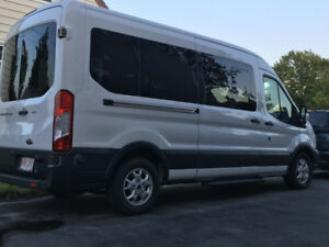 2015 FORD TRANSIT XLT 12 pass