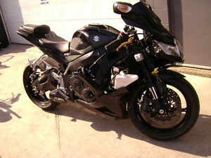 2008 SUZUKI GSXR 750 Parts For Sale Rear Wheel $175 Subframe