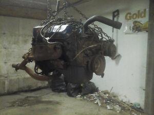 1970s Engine