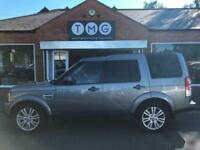 2012 LAND ROVER DISCOVERY 3.0 SDV6 255 XS 5dr Auto