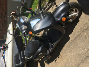 Milano TNG150cc Scooter for %80 off price new with only 6000 klm