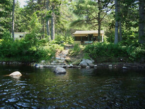 *River Front Paradise* Contact by phone 902-452-1332