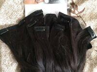Hair extensions/ralonge de cheveux neg