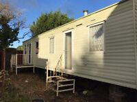 Pemberton Static caravan 12ft x 35ft double glazed 3 bed, offsite