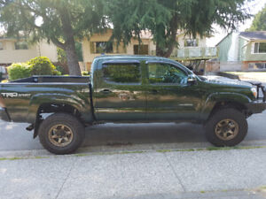 2014 Toyota Tacoma TRD Manual Adventure Rig