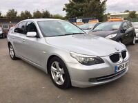 BMW 2.0 520D SE 6 SPEED CRUISE 2009 / 1 OWNER / FULL DEALER HISTORY / HPI CLEAR /EXCELLENT CONDITION