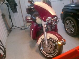 Trade 2007 Harley Davidson Ultra. Trade for Classic car or truck