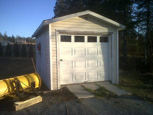I have two sheds for sale