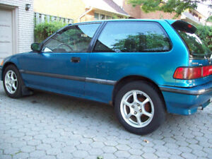 1991 Honda Civic for sale